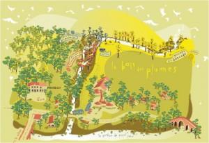 Nvo parc aventure à anduze   le bois des plumes